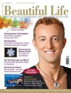 Cover German Beautifull Life Magazine