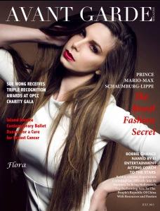 Prince Mario Max Schaumburg Lippe Avant Garde Magazine Columnist