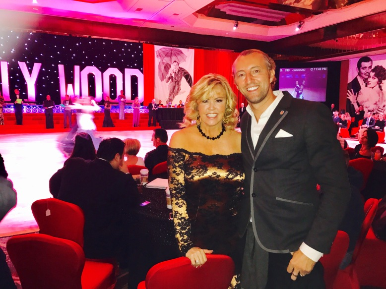 Mary Murphy and Prince Mario-Max Schaumburg-Lippe